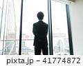 男性 人 ビジネスマンの写真 41774872