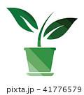 鉢 ベクター 葉のイラスト 41776579