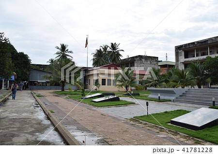 政治犯収容所S21が戦争博物館となっているトゥール・スレン虐殺犯罪博物館(カンボジア・プノンペン) 41781228