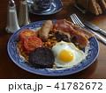 イングリッシュブレックファースト 洋食 朝食の写真 41782672