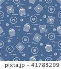 カップケーキ クッキー 食のイラスト 41783299