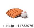 グローブ ボール 球のイラスト 41788076