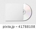 CD デザイン 柄のイラスト 41788108