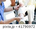 介助 介護 リハビリの写真 41790972