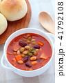 ミネストローネ スープ トマトスープの写真 41792108