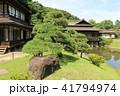 初夏の三溪園臨春閣 横浜 神奈川県 41794974