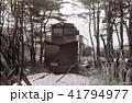 昭和47年 陸羽東線ラッセル車 川渡 宮城県 41794977