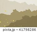 和紙 和柄 模様のイラスト 41798286