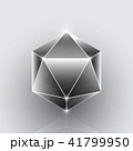 Create polygon geometric gemstone element 41799950