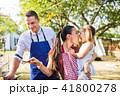 パーティー ファミリー 家庭の写真 41800278