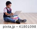 少年 男の子 子供の写真 41801098