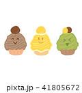 モンブランケーキ 3種類 41805672