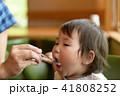 家族 幼児 園児 赤ちゃん 1歳 41808252