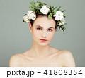 若い 若 女の写真 41808354