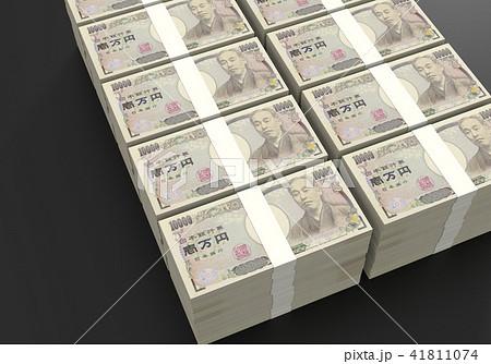 お金CG 41811074