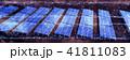 太陽光発電 ソーラーパネル ソーラー発電のイラスト 41811083