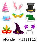 帽子 ハット パーティーのイラスト 41813512