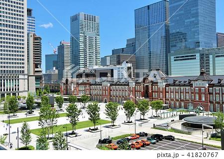 東京駅前 41820767
