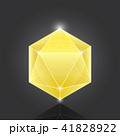 Create polygon geometric gemstone element 41828922