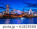 《神奈川県》横浜みなとみらい・夜景 41829388