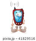 スマフォ スマホ スマートフォンのイラスト 41829516
