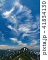 山 中ノ岳 風景の写真 41834130