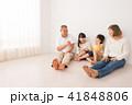 シニア 孫 家族 ファミリー イメージ 41848806