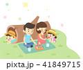 イラスト 挿絵 ファミリーのイラスト 41849715