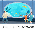 Vector - Go out to the beautiful spring season with family or lover illustration 006 41849856