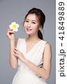 お花 フラワー 咲く花の写真 41849889