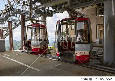 榛名富士 山頂 ロープウェイ駅 41851552