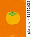 柿 水彩画 41852023