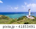 石垣島 海 灯台の写真 41853491