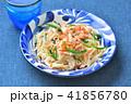 ソーメンチャンプルー(ソーミンチャンプルー)沖縄料理。素麺の炒め物。 41856780