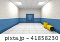 研究所の廊下 41858230