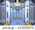 宇宙船 cg sfのイラスト 41858474