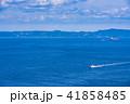 (神奈川県)観音崎沖を航行する船舶 41858485