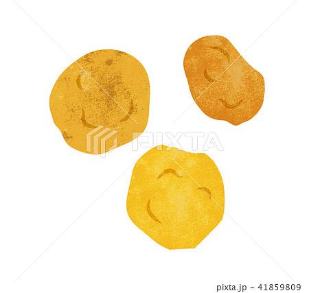 ジャガイモ いも イラスト 41859809