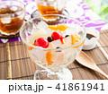 みつ豆 和菓子 蜜豆 甘味 41861941