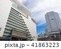 大阪駅 駅 駅ビルの写真 41863223