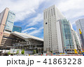 大阪駅 駅 駅ビルの写真 41863228