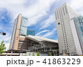 大阪駅 駅 駅ビルの写真 41863229