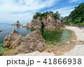 海 海岸 笹川流れの写真 41866938