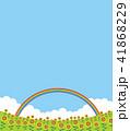 ひまわり畑 41868229