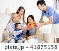 ファミリー 家庭 家族の写真 41875158
