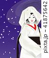 鷺娘 歌舞伎 41875642