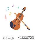 素材-楽器(バイオリン)2 41888723