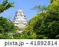 新緑の姫路城 41892814