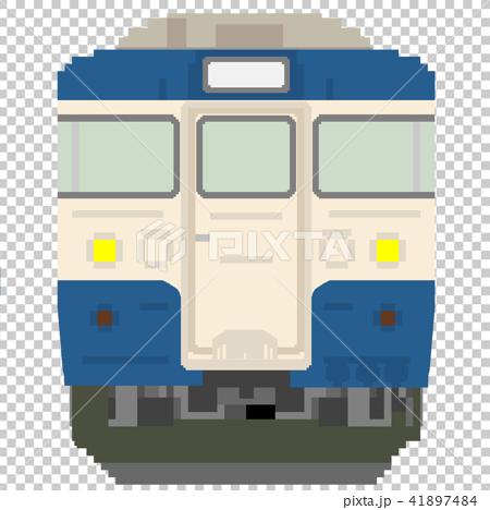 รถไฟสไตล์ดอทรูปภาพ (115 ซีรี่ส์: สีเส้นโยโกะสึกะ) 41897484