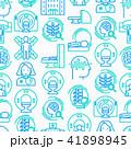 シームレス パターン 柄のイラスト 41898945